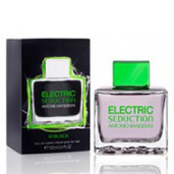 Antonio Banderas Electric Seduction in Black фото
