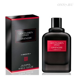 Givenchy Gentlemen Only Absolute фото