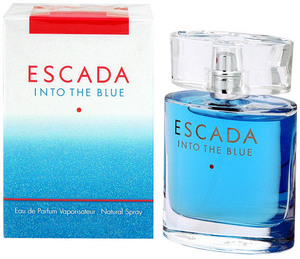 Escada Into The Blue фото