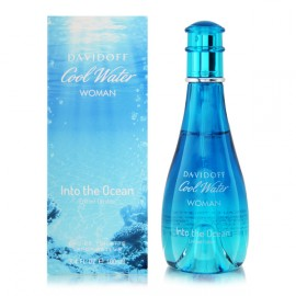 Davidoff Cool Water Into The Ocean Woman фото
