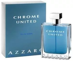 Azzaro Chrome United фото