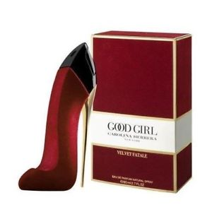 Carolina Herrera Good Girl Velvet Fatale фото